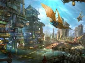 fantasy-city